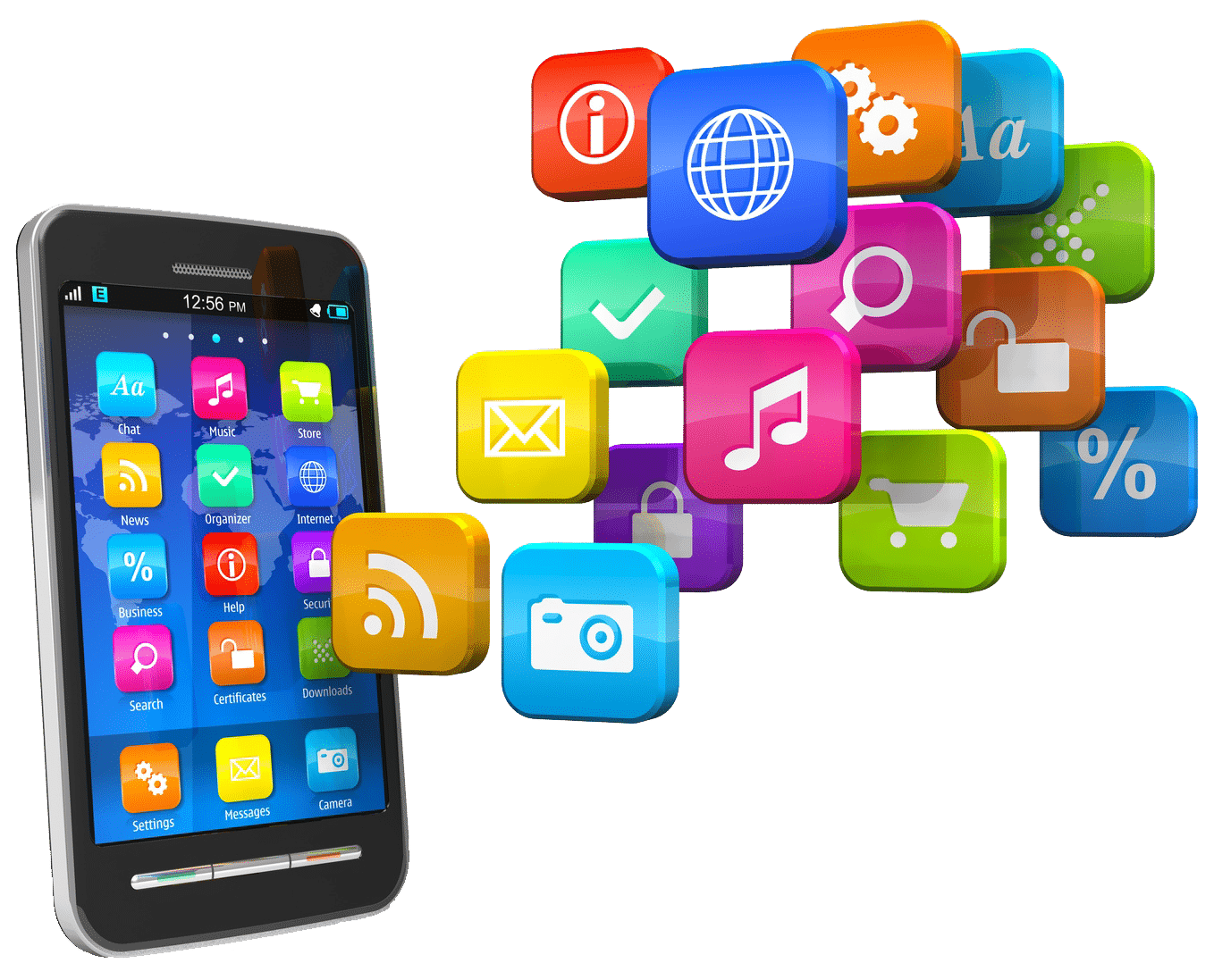 mobile-app-related-to-business